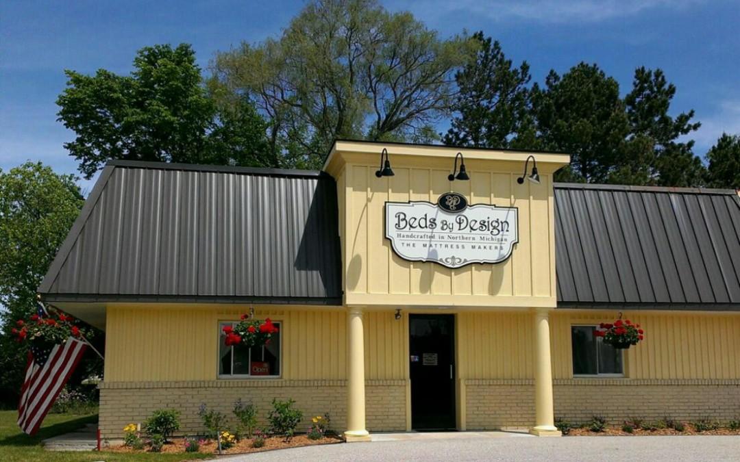 Michigan Mattress Manufacturer Opens Store in Downtown Rochester