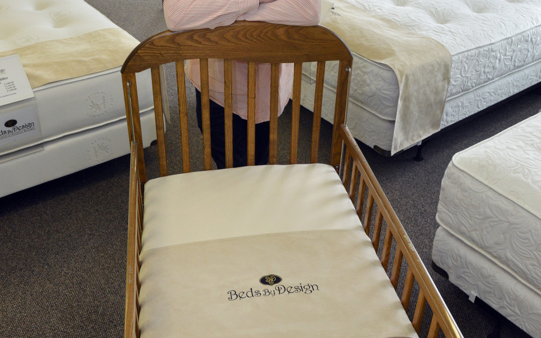 Beds by Design Releases Its New Line of All-Natural Crib Mattresses