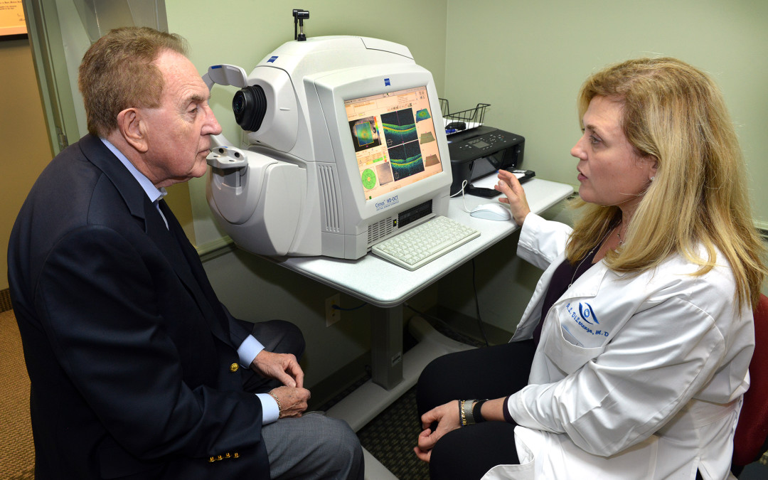 Vision for the Future: Dr. A. Luisa Di Lorenzo of Somerset Ophthalmology in Troy