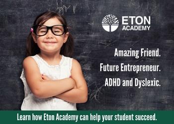 350 x 250 - Eton Academy Ad
