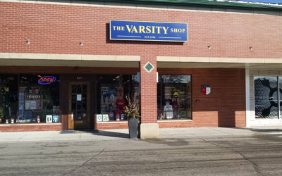 The Varsity Shop: Family Business with History, Quality Products and Service for Schools and Athletes