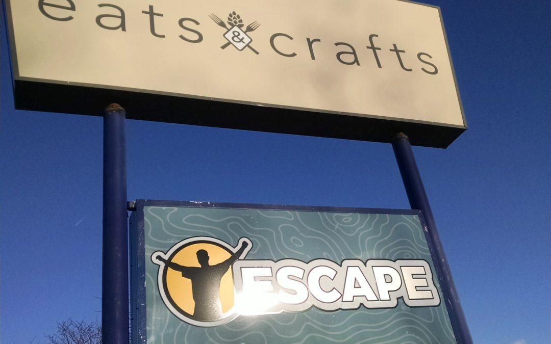 Troy Escape: A Place to Meet, Eat and Play