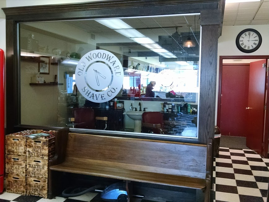 The Barber Pole:  A Step Back in Time in Downtown Birmingham