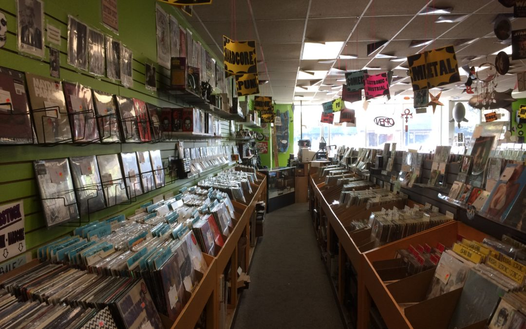 Flipside Records: Where Retro and Nuevo Meet