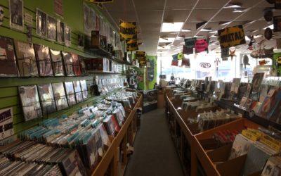Flipside Records: Where Retro and Nuevo Meet