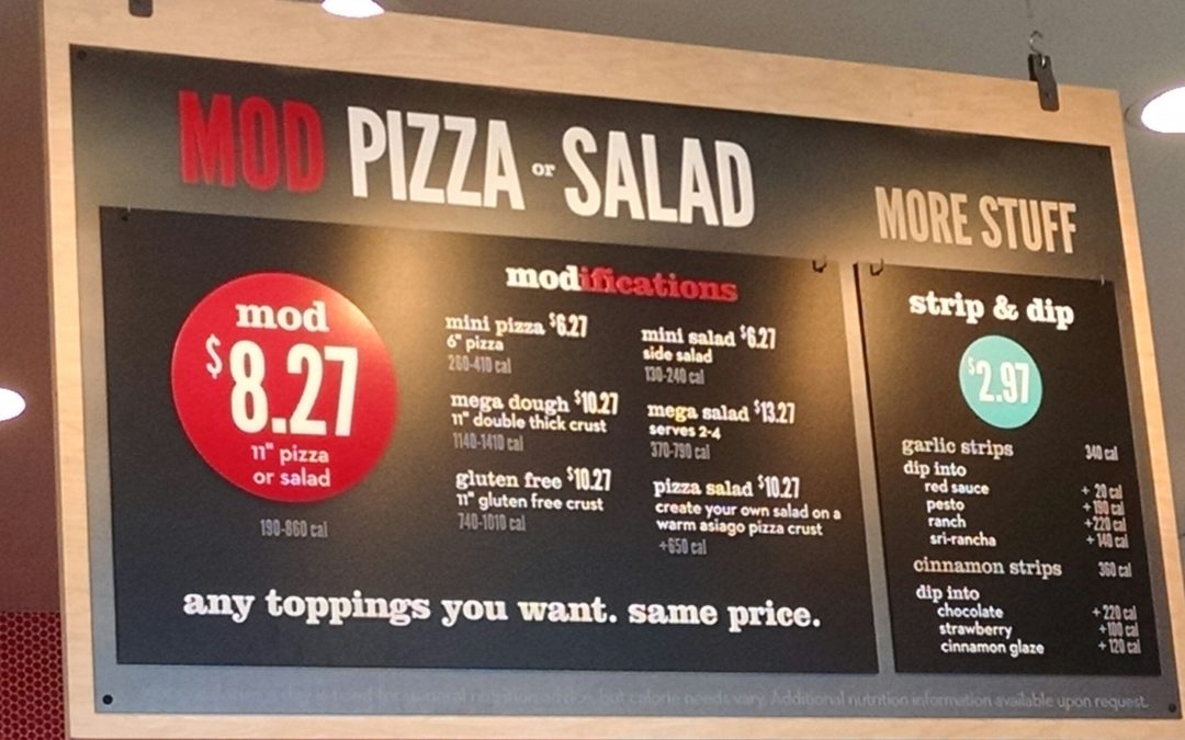 "MOD Pizza Offers Chance to Have Pizza – and Career – ""Made-On-Demand"""