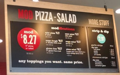 """MOD Pizza: Troy's Big Beaver Location Offers Chance to Have Pizza – and Career – """"Made-On-Demand"""""""