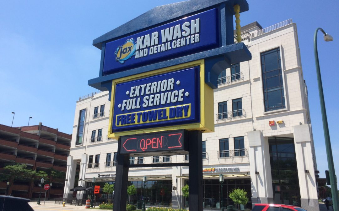 Jax Kar Wash: Shining Your Machine for 65 Years