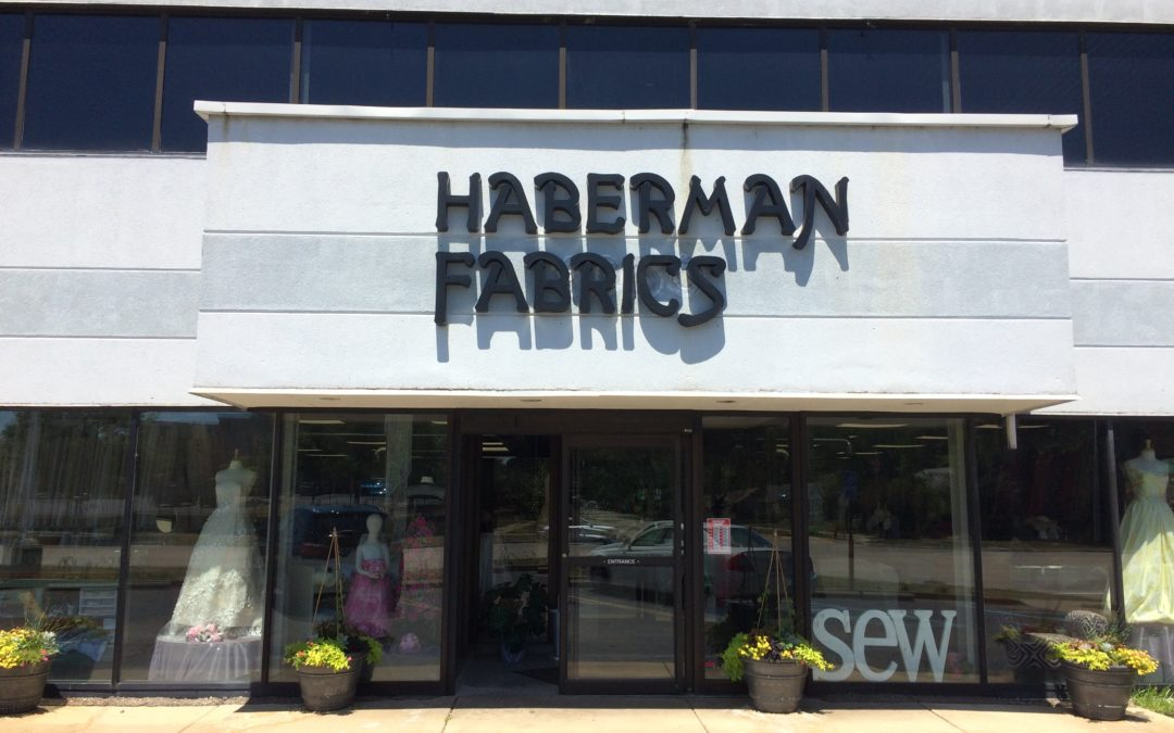 Haberman Fabrics: New Location, New Owner, Same Name, Same Stellar Store