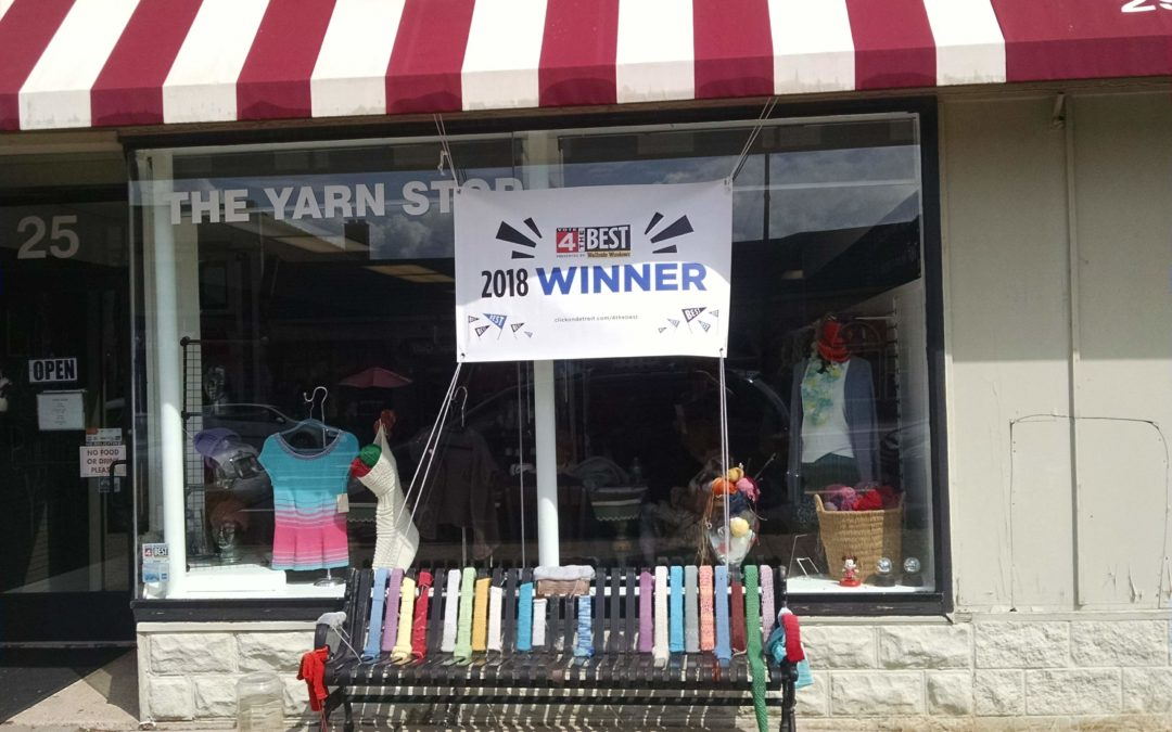 "The Yarn Stop: ""Winding Up"" Two Years of Commerce, Classes, Community Engagement – and Fun"