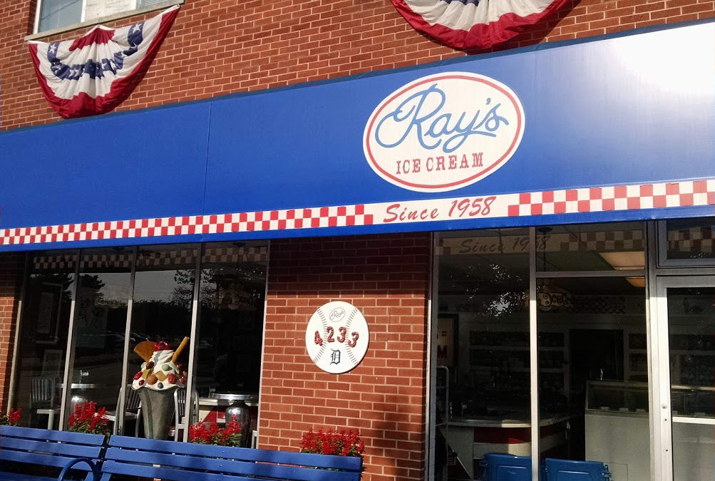 Ray's Ice Cream, Selling Happiness for 60 Years!