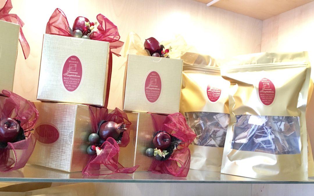 Sweet Treat: Mrs. Mason's Co. Premium Brittle