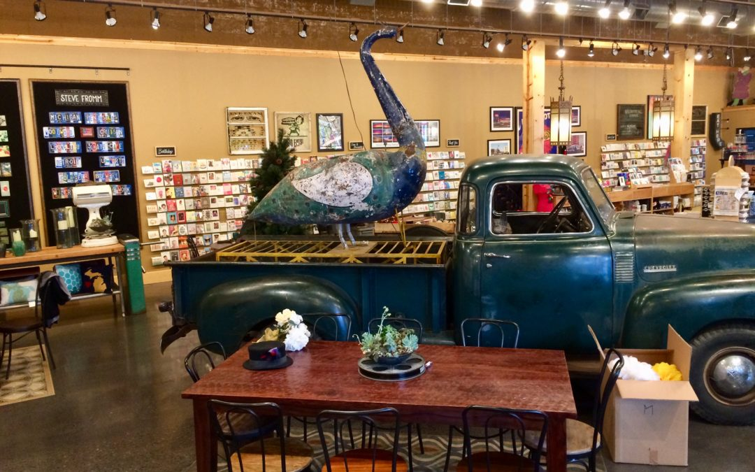Clawson's Three Cats Cafe and The Show: Dine, Shop, Repeat, Drink!