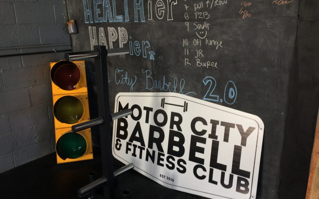 Motor City Barbell and Fitness Club: Lifting Large and Preaching Wellness in Clawson