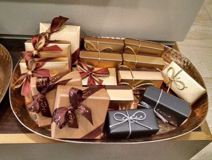Choose A Most Delectable Gift At Birmingham S Bateel Local