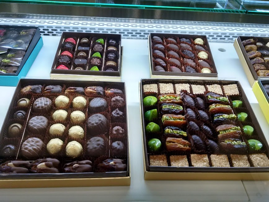 Choose a Most Delectable Gift at Birmingham's Bateel