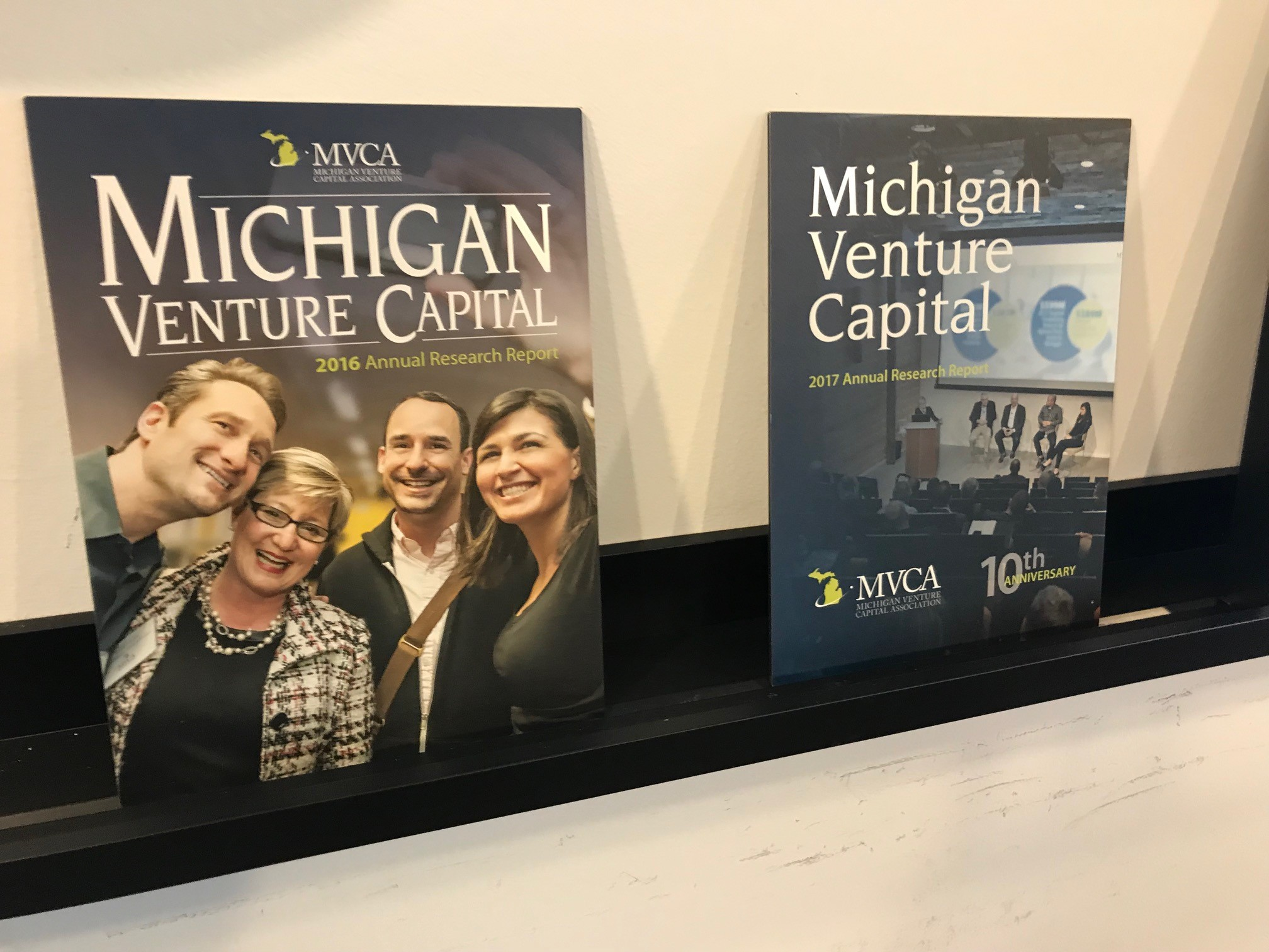 Business Background Helps New Venture Capital Association Chief