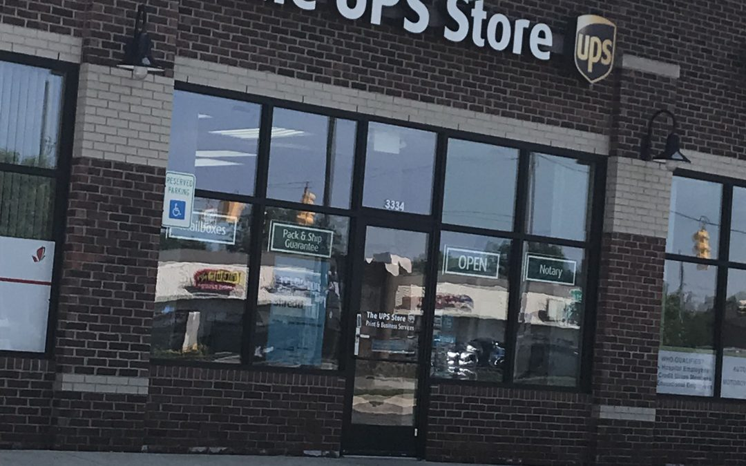 The UPS Store Helps Local Businesses Grow