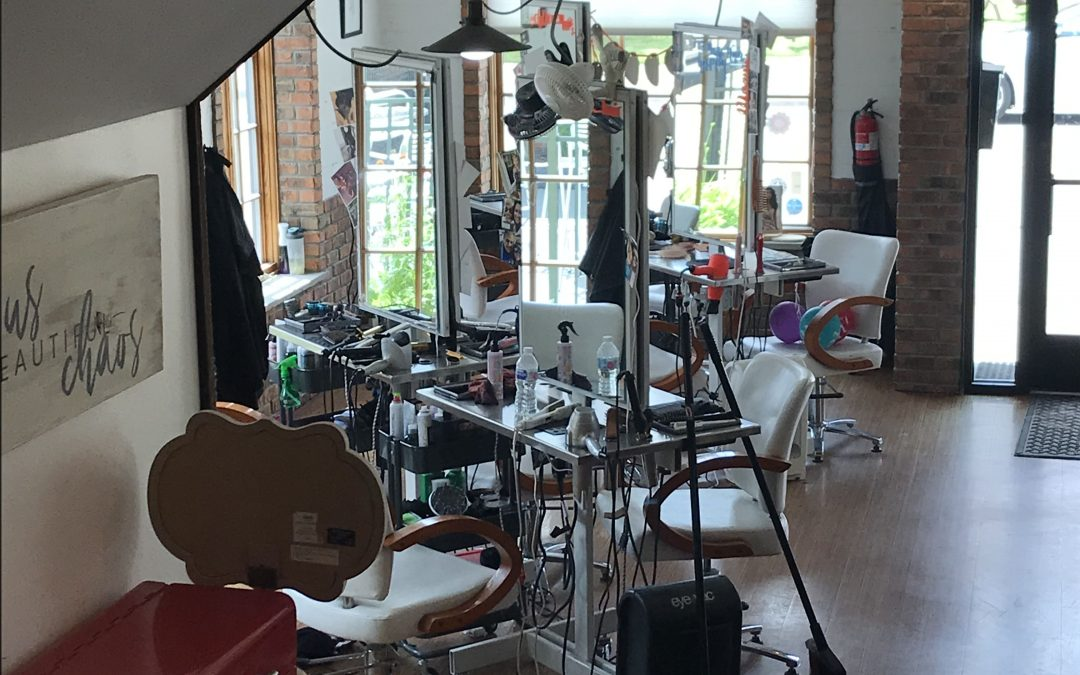 Chaos Studio Salon is More Soothing than it Sounds