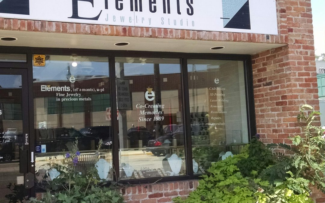 Elements Jewelry Studio in Royal Oak Celebrates 30 Years of E.P.I.C. Creations