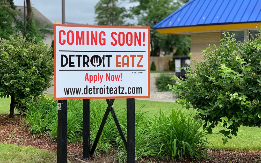 Detroit Eatz Builds New Fast Food Concept in Farmington