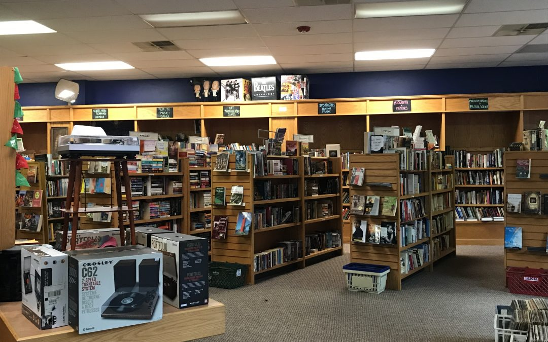 Weirdsville Records and Paperback Writer Book Store: Where Quirky and Comfort Collide