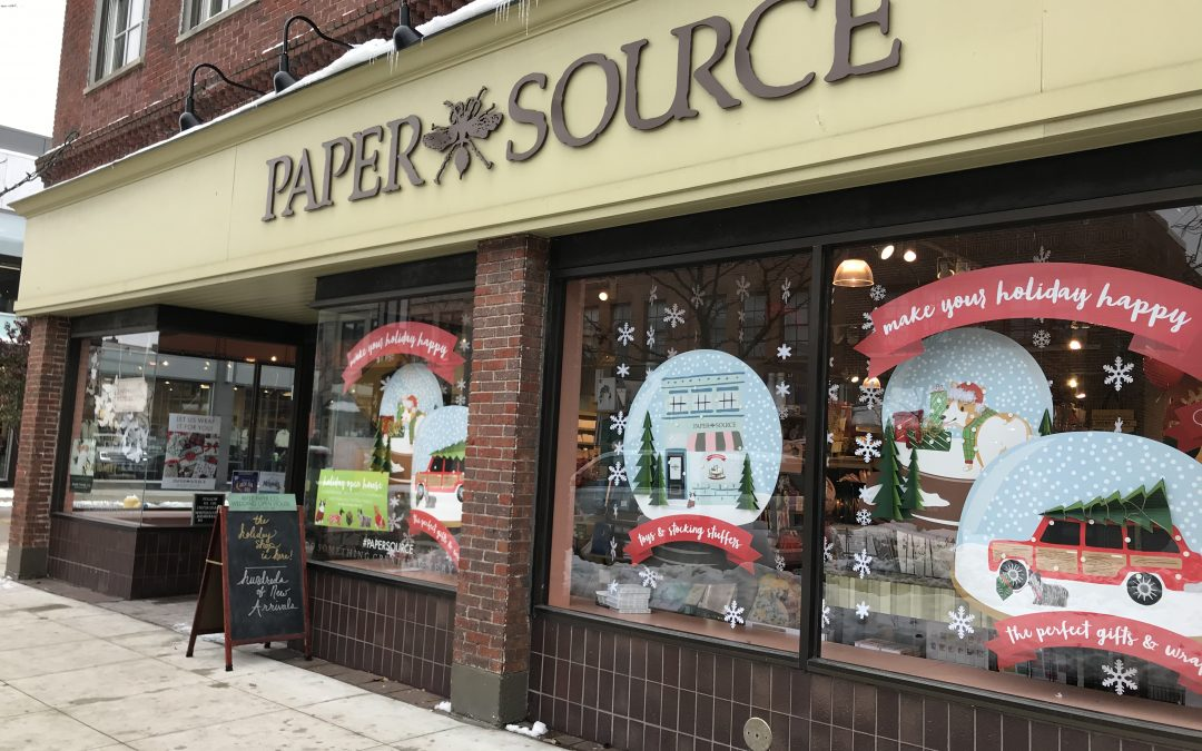 Specialty Paper Shop Provides Creative Spark