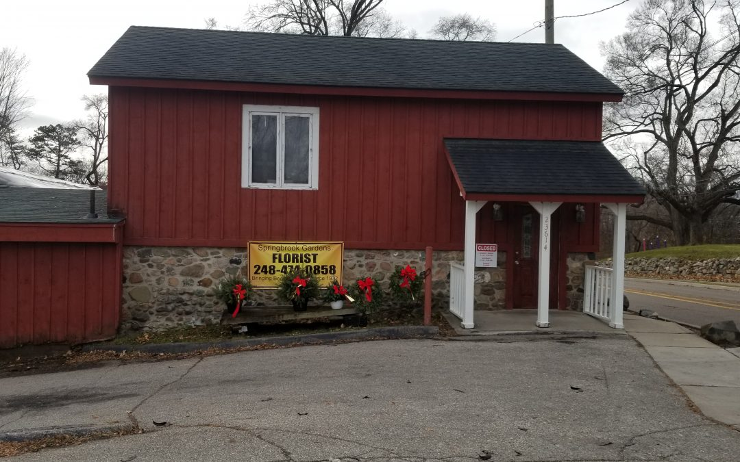 Farmington Flower Shop Has 19th-Century Roots