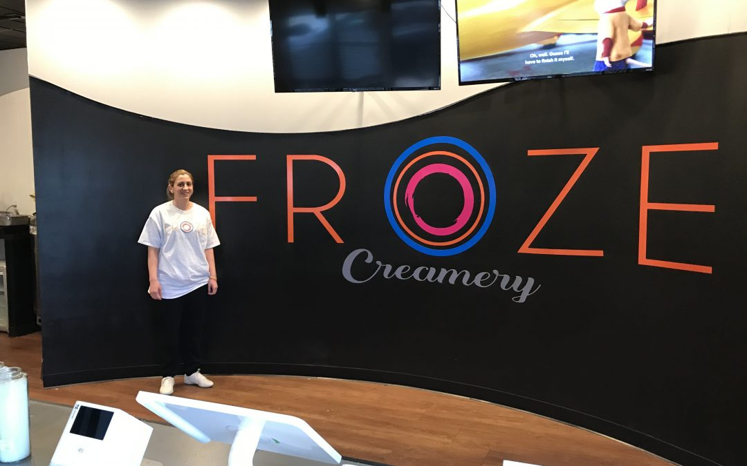 Chill Treats Get Hot Reception At Clawson Ice Cream Shop
